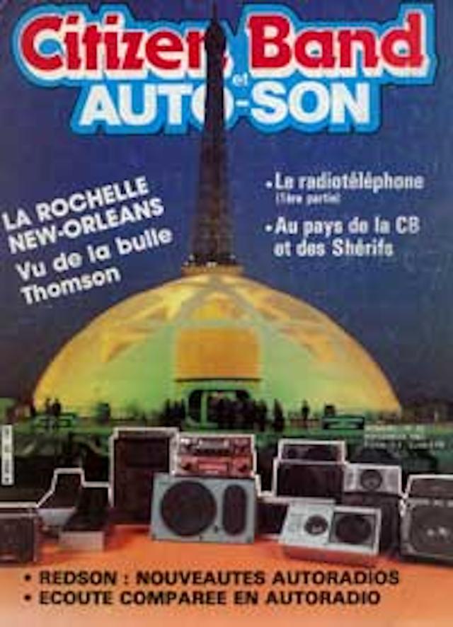 Citizen Band et Auto-Son et du Son (Magazine (Fr.) Citize27
