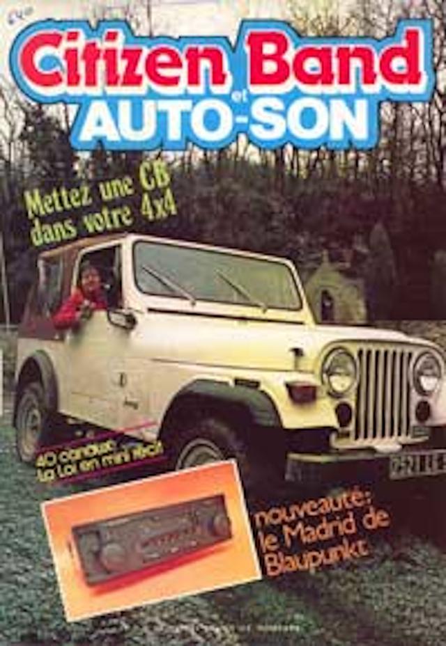 Citizen Band et Auto-Son et du Son (Magazine (Fr.) Citize29