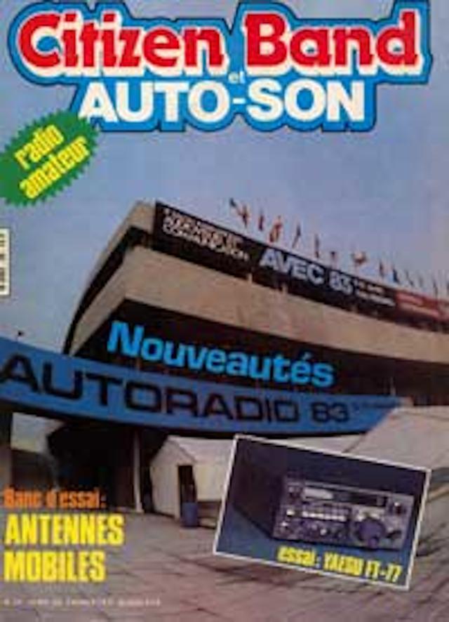 Citizen Band et Auto-Son et du Son (Magazine (Fr.) Citize30