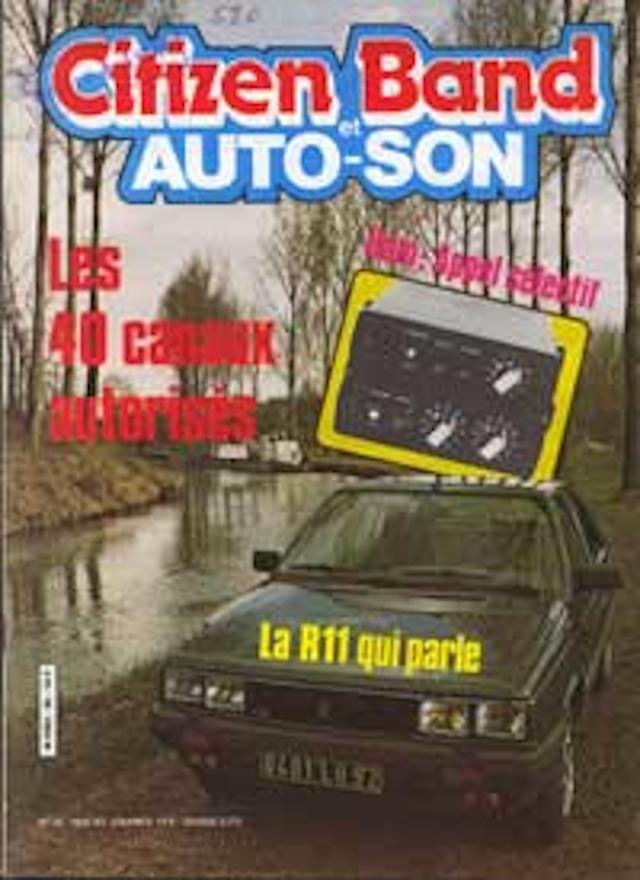 Citizen Band et Auto-Son et du Son (Magazine (Fr.) Citize31
