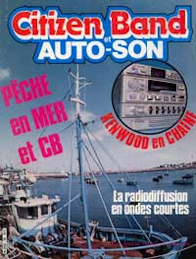 Citizen Band et Auto-Son et du Son (Magazine (Fr.) Citize32
