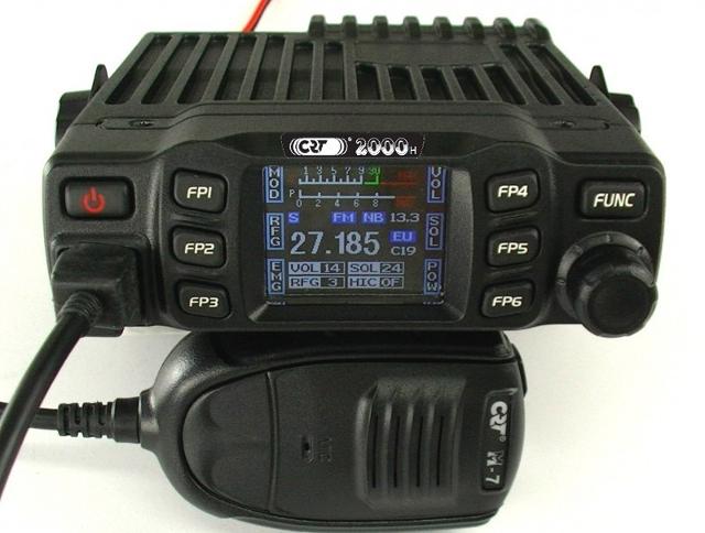 CRT 2000H (Mobile) Crt-2010