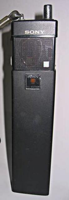 Sony ICB-160B (Portable) D1500110
