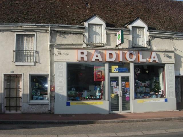 Radiola / Jourdain & Fils (Centre France) D4849810