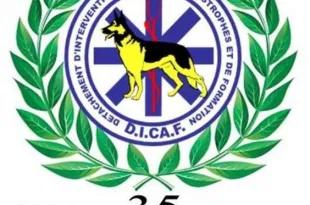 D.I.C.A.F. Détachement d'Intervention contre les Catastrophes & de Formation Dicaf-13