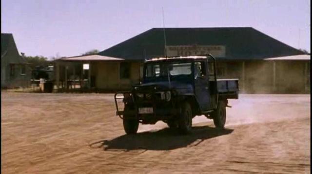 Antennes pour le désert (Safari (4x4) Dvlcsn10
