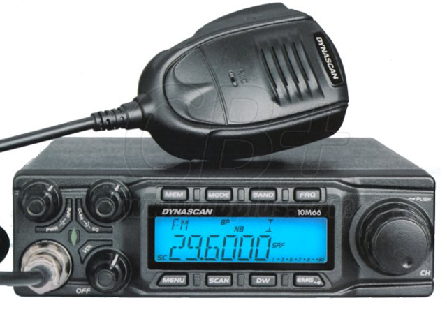 Dynascan 10M66 (Mobile) Dynasc10