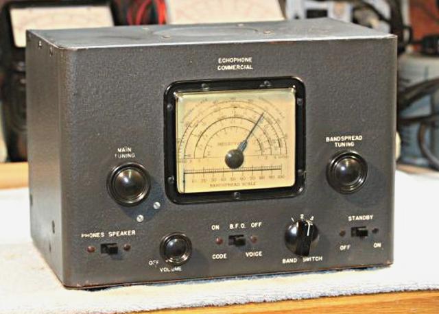 Hallicrafters / Echophone EC-1 Ec-110
