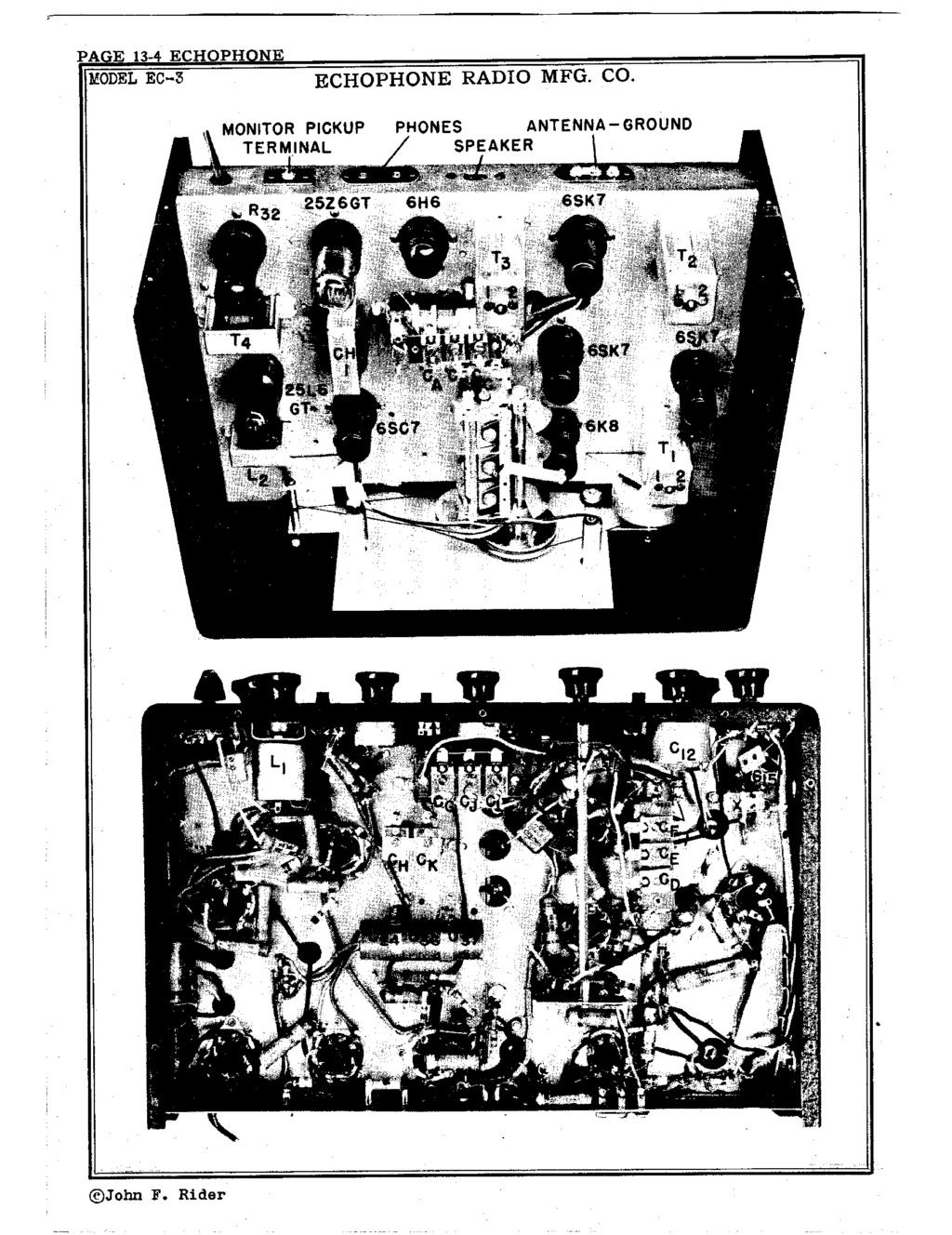 Hallicrafters / Echophone EC-1 Echoph11