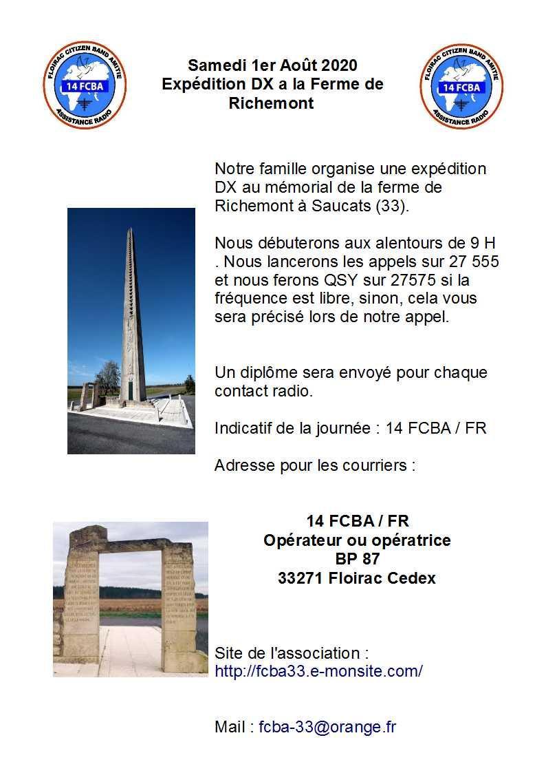 Tag expédition sur La Planète Cibi Francophone Expesa10