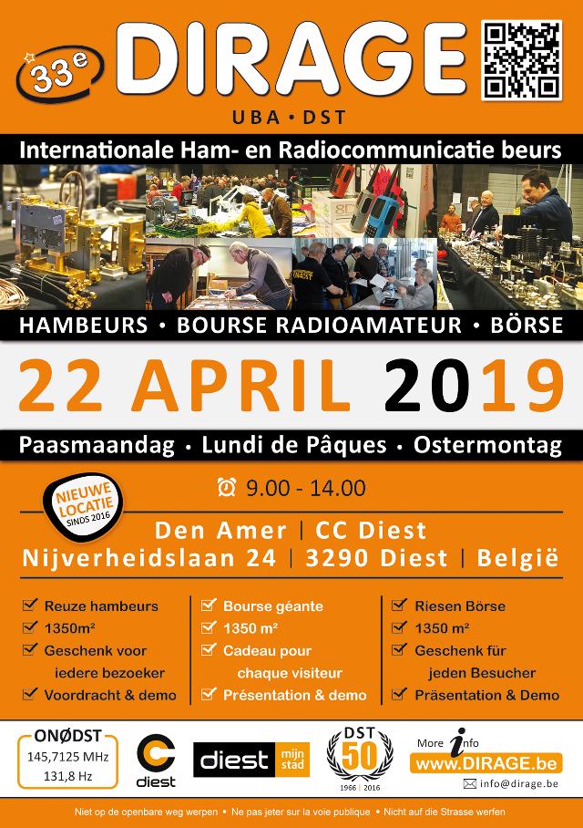 DIRAGE Den Amer 24, Nijverheidslaan (Belgique) (22/04/2019) Flyer-11