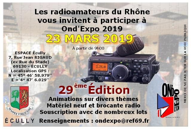 Tag expo sur La Planète Cibi Francophone Flyers10
