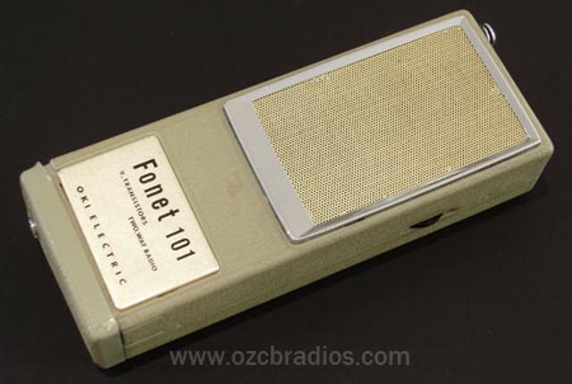 OKI Electric Fonet 101 (Portable) Fonet-10