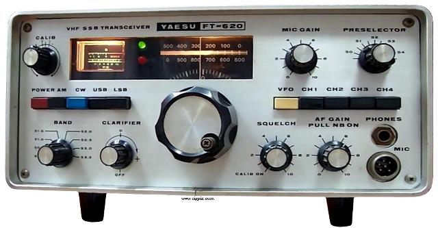 Yaesu FT-620 Ft62010
