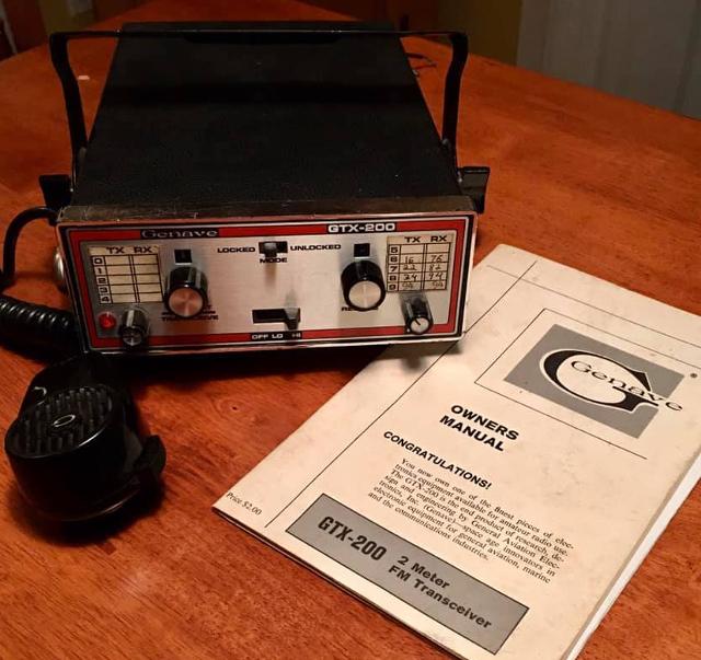 Genave GTX-200 (Vintage) Genave10