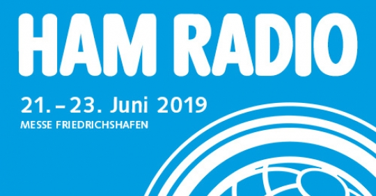 HAM Radio Friedrichshafen (Allemagne) Salon international de radio amateur (21. - 23. juin 2019) Ham_2011