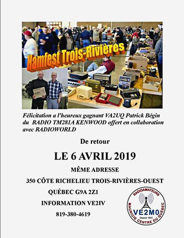 Tag centre sur La Planète Cibi Francophone Hamfes10