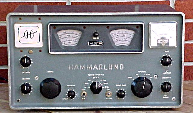 Hammarlund HQ-110 Hammar10