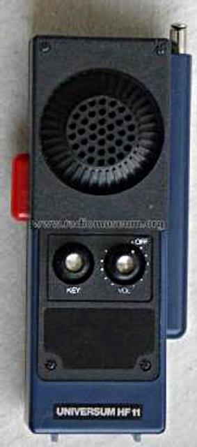 Universum HF 11 (Portable) Handfu10