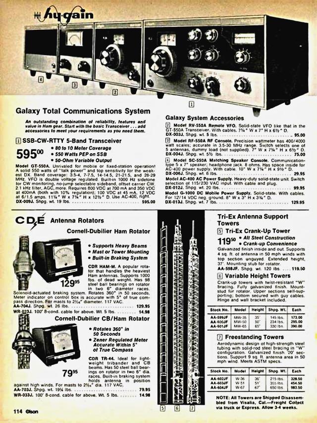 Galaxy - Hy-Gain Galaxy GT-550A Hy-gai10