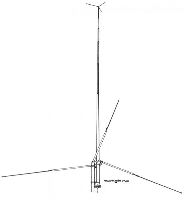 Hy-Gain - Hy-Gain CLR 2 (Antenne fixe) Hygain10
