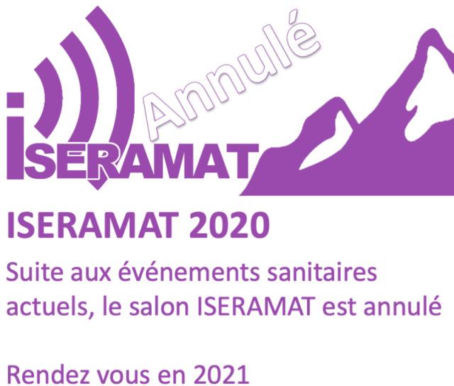[Annulé] Iseramat à Tullins (38) (23 mai 2020) I2020a10