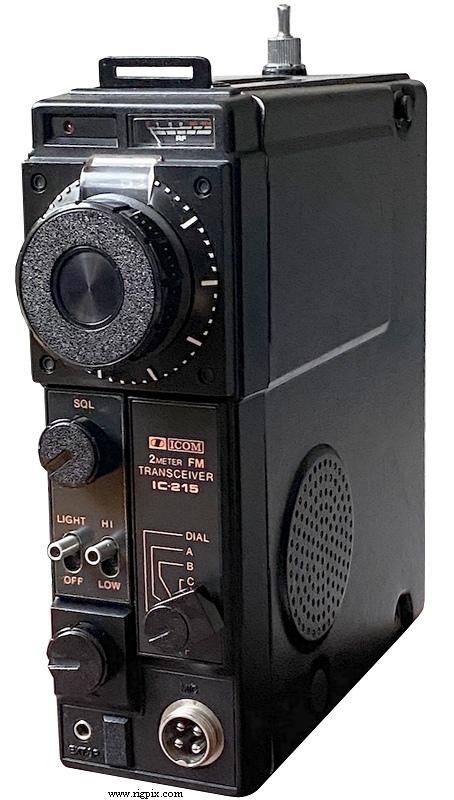 Icom IC-215 (Portable (Vintage) Ic21510