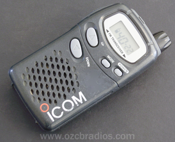 Icom IC 40jr (Portable) Icom-i10