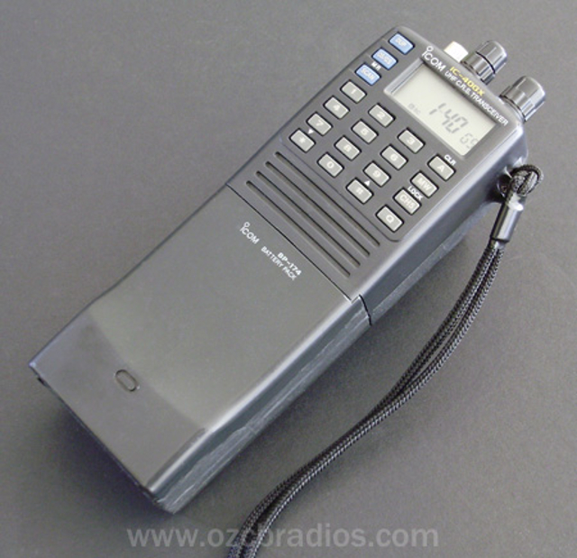 Icom IC 40GX (Portable) Icomic10