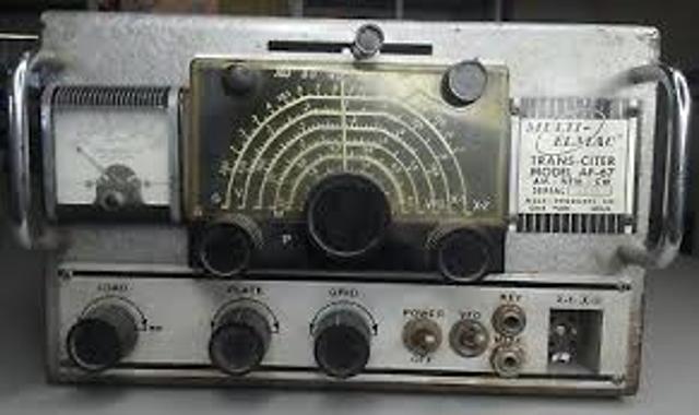 Multi-Elmac Trans-Citer AF-67 (Récepteur) Images35