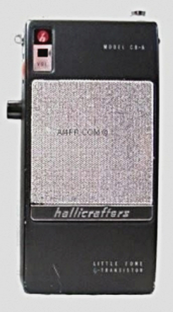 Hallicrafters CB-6 (Portable) Img_1211