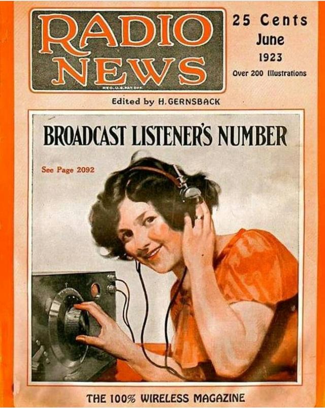 Radio News / Radio Amateur News / Radio & Television News (Magazine (USA) Img_2151