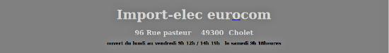 Tag eurocom sur La Planète Cibi Francophone Import10