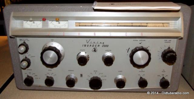 E.F. Johnson Viking Invader 2000 Johnso18