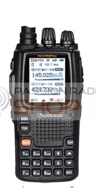 Wouxun KG-UV9D (Portable) Kg-uv910