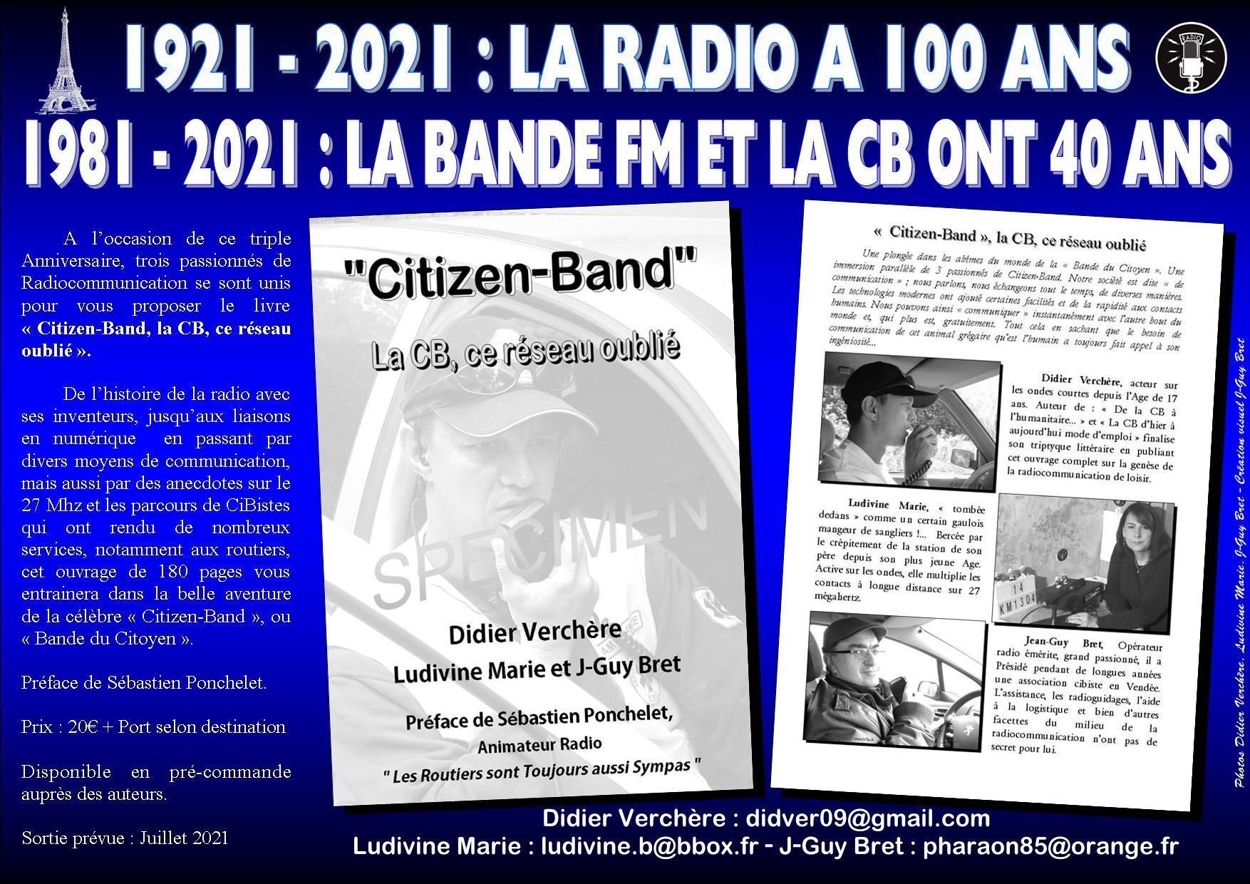 « Citizen Band » La cibi ce réseau oublié !  (Livre) La_cb_10