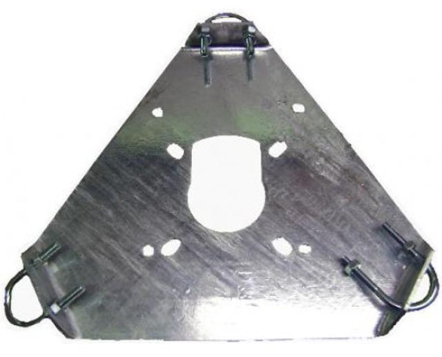 Tablette accessoire supérieure (Pour fixer un rotor sur un pylône) M00-0717