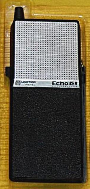 Unitra Warel Echo 4 (Portable) M0127810