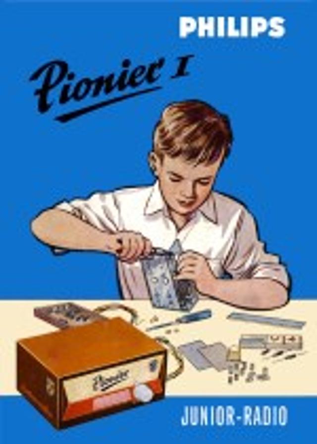 "II - Philips Pionier' II (""Junior"" kits) Manual12"