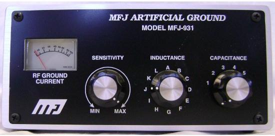 MFJ MFJ-931 Masse à la terre artificielle pour HF Mfj-9310