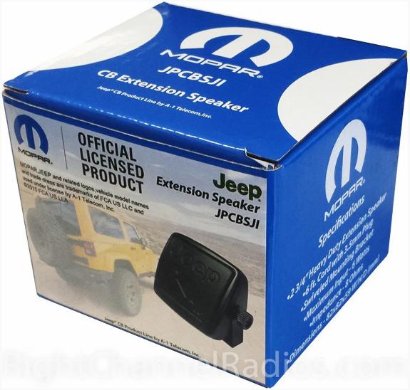Haut-parleur - Mopar JPCBSJI Jeep (Haut-parleur externe) Mopar_12