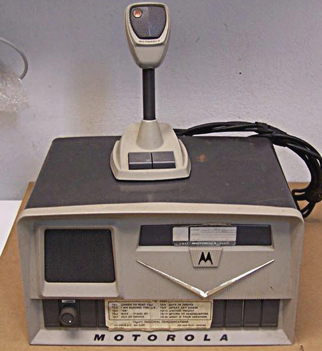 Motorola T1207a (Base) Motoro11