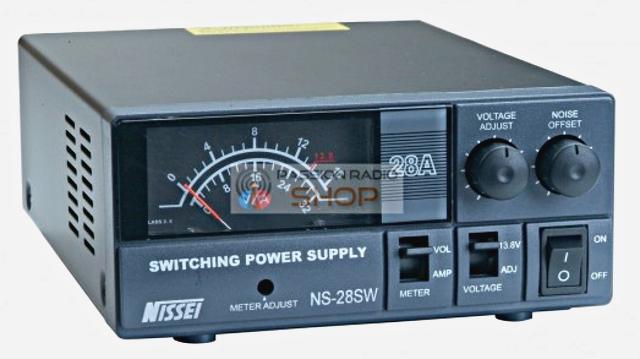 Nissei NS-28SW (Alimentation compacte 28A) Ns28sw10