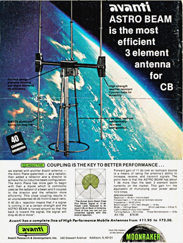 Avanti Astro-Beam (Antenne fixe Directive/Vertical) Page_310