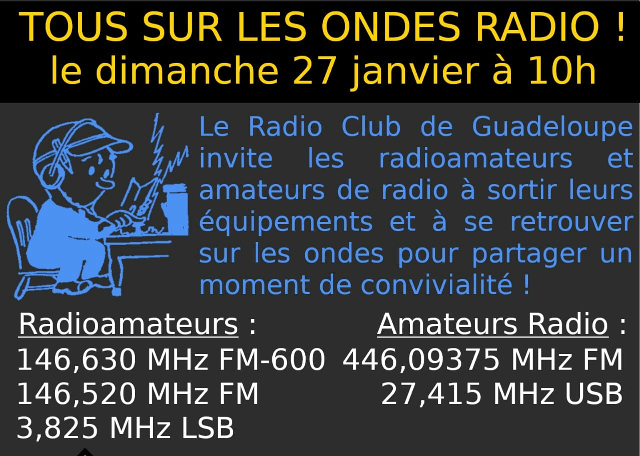 Tag guadeloupe sur La Planète Cibi Francophone Palmon11