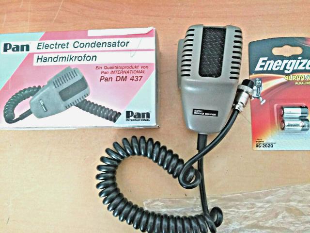 EuroCB DM-437 (Pan DM-437 (Micro mobile) Pan-dm10