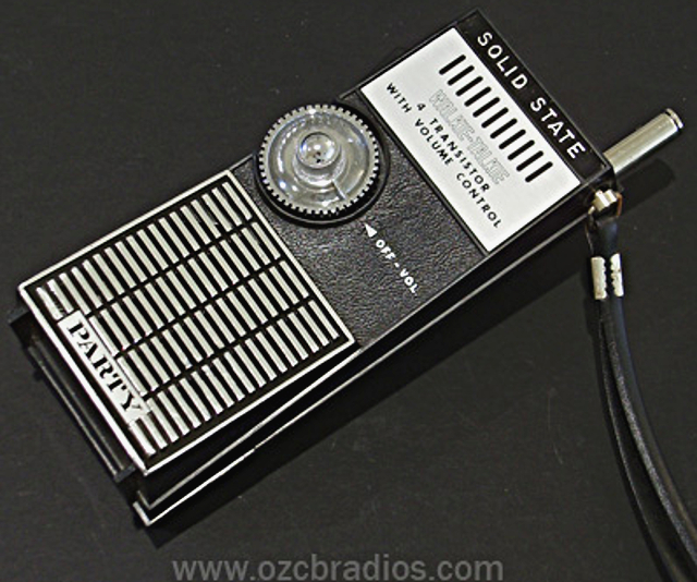 Party Solid State 4 Transistor (Portable) Party410