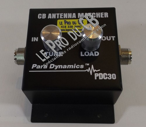 Para Dynamics PDC30 (Matcher pour station mobile) Pdc30-10