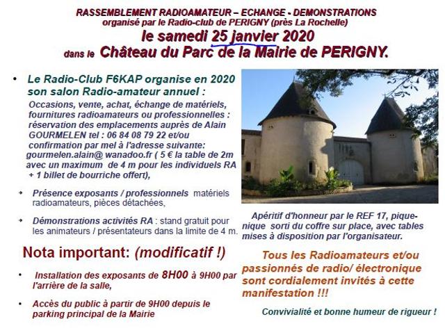 Tag radioamateur sur La Planète Cibi Francophone Perign10