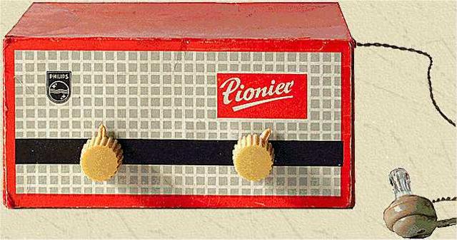 "II - Philips Pionier' II (""Junior"" kits) Philip11"